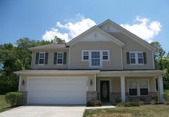 North Carolina We Buy houses image
