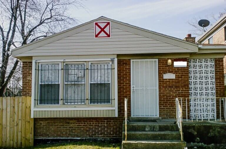 Sell a house with code violations Chicago